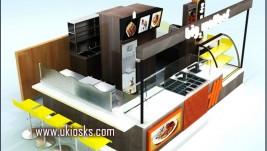 crepe kiosk   waffle kiosk in mall