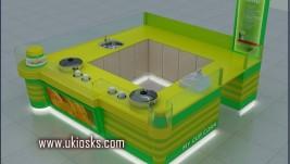 corn kiosk   popcorn kiosk design for shopping mall