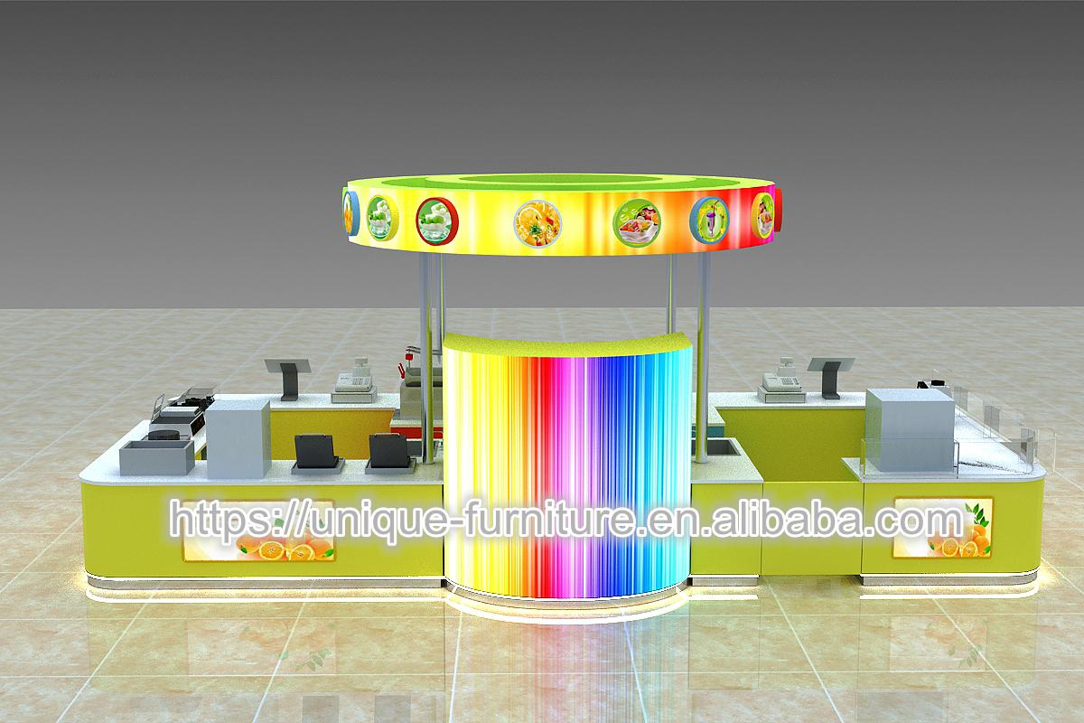 juice kiosk