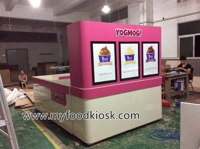 ice cream kioskl