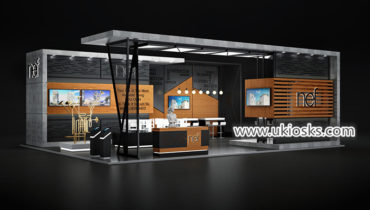 Modern retail food coffee shop furniture for sale