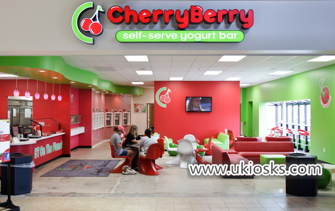 yogurt shop