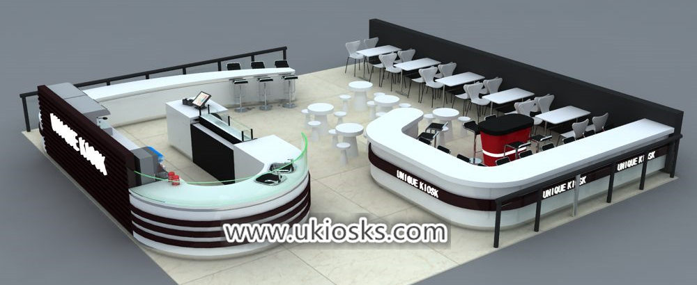 wooden coffee shop counter supplier