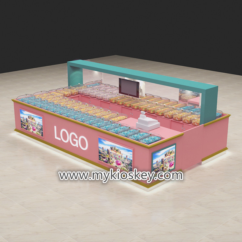 candy kiosk